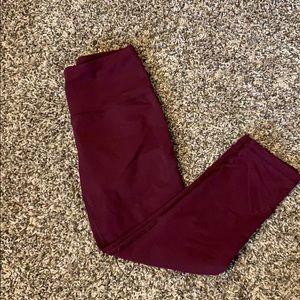 Woman's athletic Pant size medium